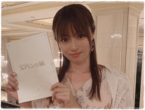 深田恭子最新の髪型はロングが可愛い!ルパンの娘画像でオーダー方法確認
