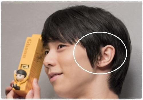 羽生結弦「ガーナCM」の髪型!オーダー&セット~アレンジ方法を解説