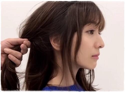 田中みな実「モトカレマニア」ロングの髪型!オーダー&セットを画像で解説