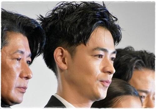 成田凌ショートツーブロック髪型!オーダー&セット方法を画像で解説