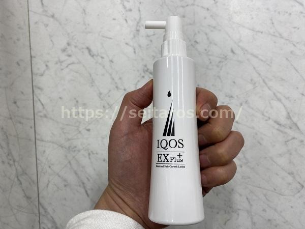イクオスEXプラス驚きの効果!美容師が試して検証した結果をレビュー