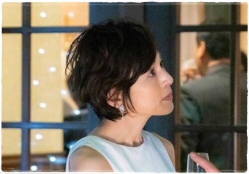 鈴木保奈美のショートの髪型!オーダー方法を解説【SUITS/スーツ】